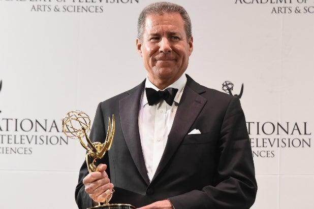 HBO CEO Richard Plepler at the Emmys
