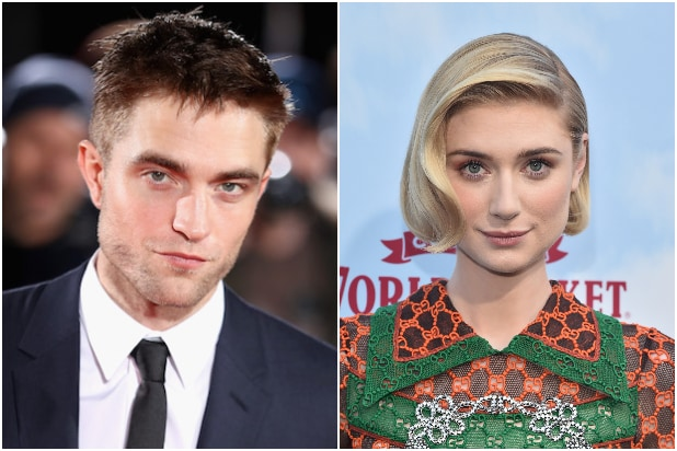 Robert Pattinson Elizabeth Debicki