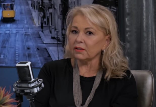 Roseanne Barr Candace Ownes Show