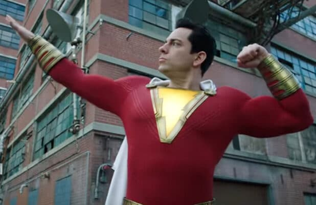 does shazam have a post-credits scene