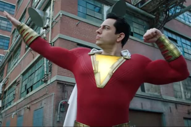 Zachary Levi's 'Shazam!' Is 'Pure Superhero Entertainment' and 6 Other Electrifying Reviews