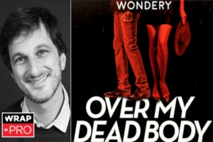 "Marshall Lewy ""Over My Dead Body"""