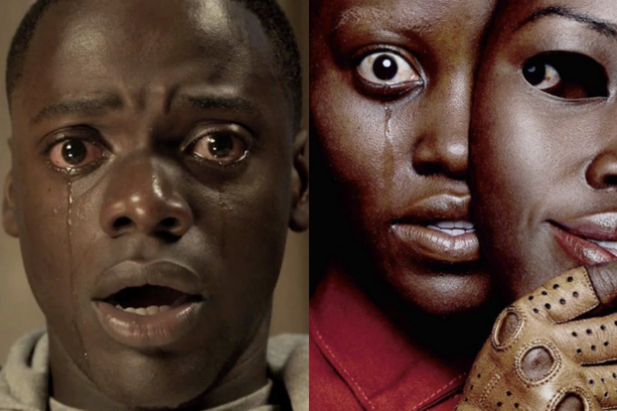 Let's Compare Jordan Peele's 'Us' and 'Get Out' (Podcast)