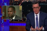 Stephen Colbert on R. Kelly