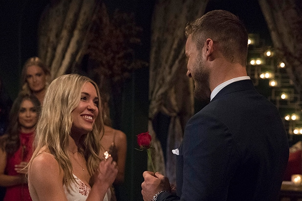 The Bachelor Cassie Colton Underwood