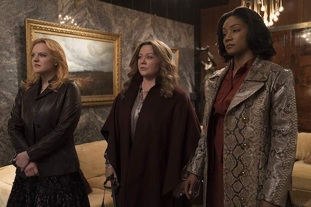 The Kitchen Elisabeth Moss Melissa McCarthy Tiffany Haddish