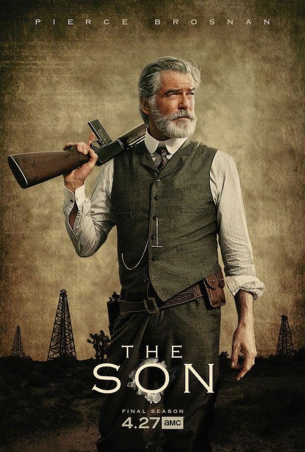 The Son' Season 2 Trailer: Pierce Brosnan's Last Ride as the 'First