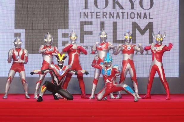 Ultraman Tokyo International Film Festival