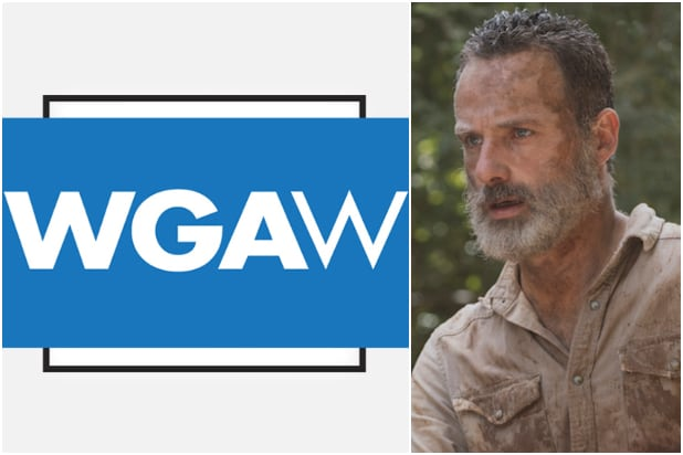 WGA Walking Dead