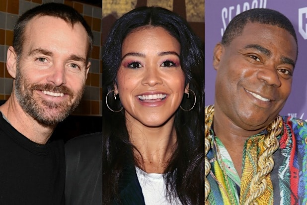 Will Forte Gina Rodriguez Tracy Morgan Scooby-Doo