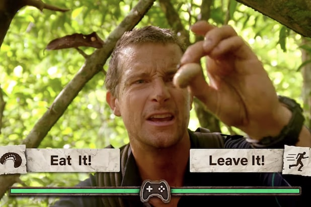 You Vs Wild Bear Grylls