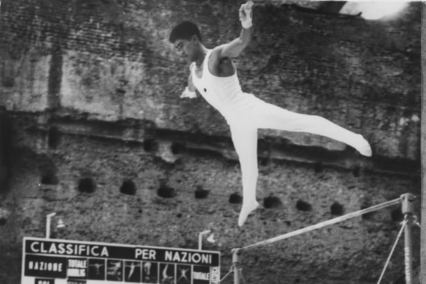 Yukio Endo, Japanese Olympic gymnast