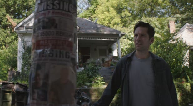 avengers endgame ant-man scott lang paul rudd missing persons
