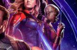 avengers endgame poster okoye is the new black panther danai gurira