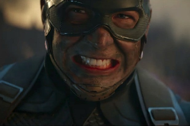 avengers endgame things we learned from new trailer angry captain america chris evans