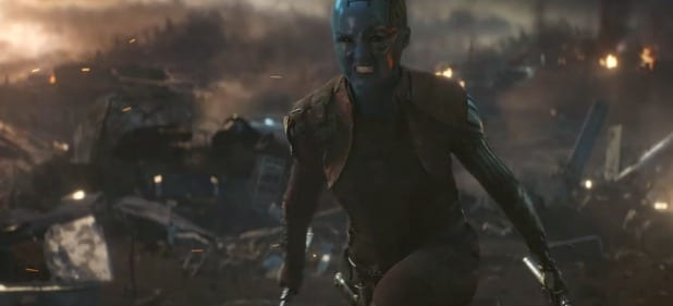 avengers endgame third trailer ravaged landscape