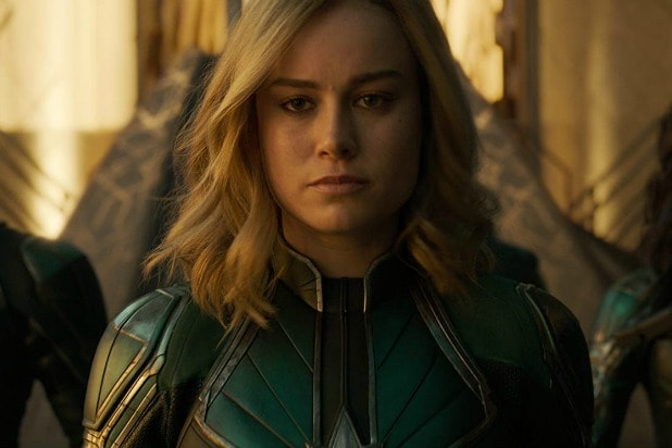 How Will 'Captain Marvel' Play Into that 'Avengers: Infinity