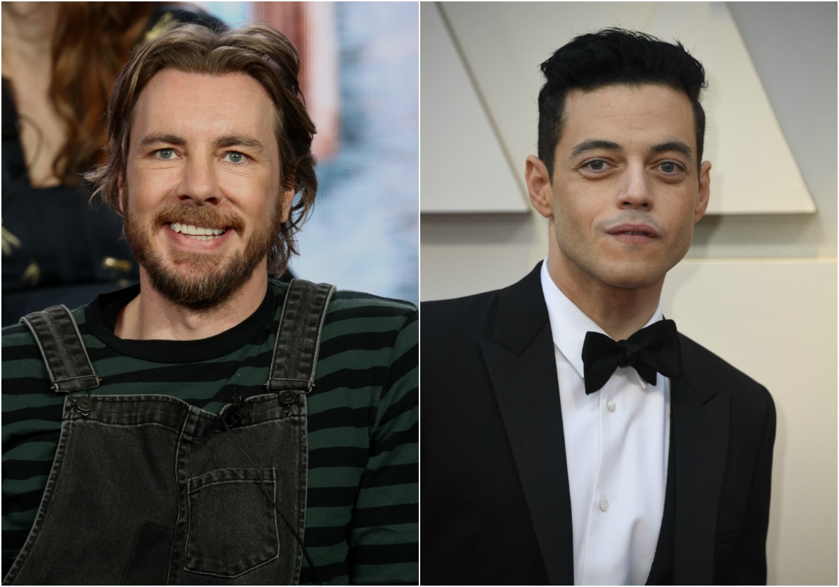 Celebrity Podcasts Rami Malek Dax Shepard