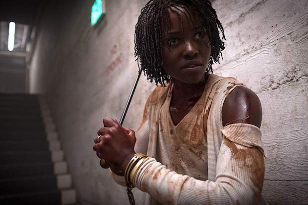 does jordan peele us movie have a post-credits scene lupita nyong'o