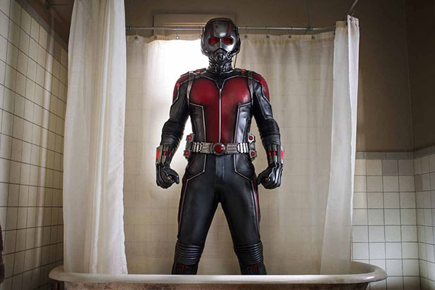 every marvel movie ever ranked ant-man