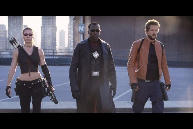 every marvel movie ever ranked blade trinity