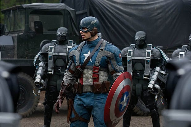 every marvel movie ever ranked captain america the first avenger