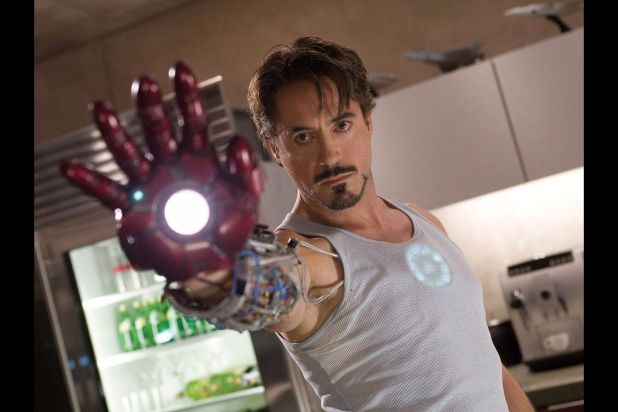 every marvel movie ever ranked iron man