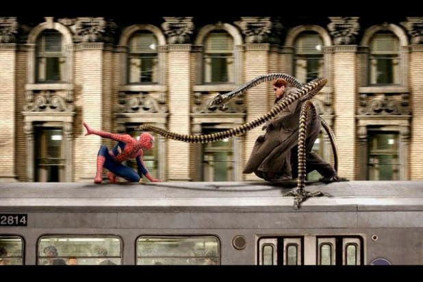 every marvel movie ever ranked spider-man 2