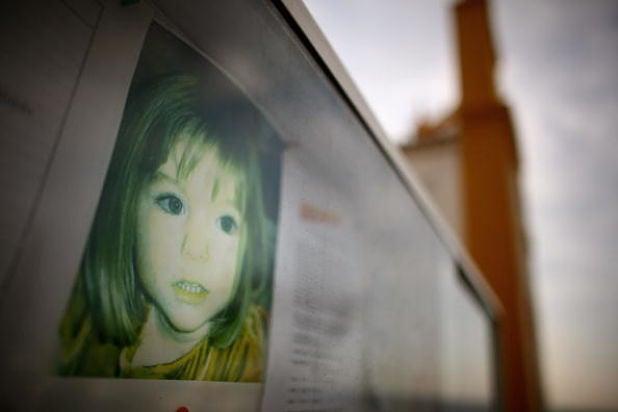 Madeleine McCann Disappearance
