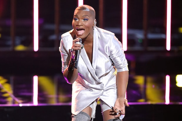 Janice Freeman- The Voice - Season 13