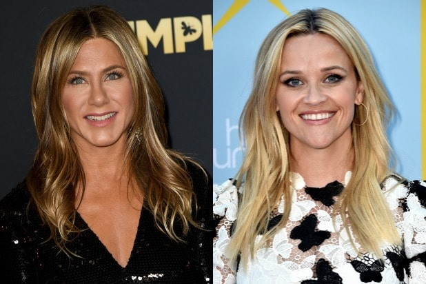 Apple TV+ Sizzle Reel Finally Shows Footage From Reese Witherspoon-Jennifer Aniston's 'Morning Show'