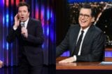 jimmy fallon stephen colbert