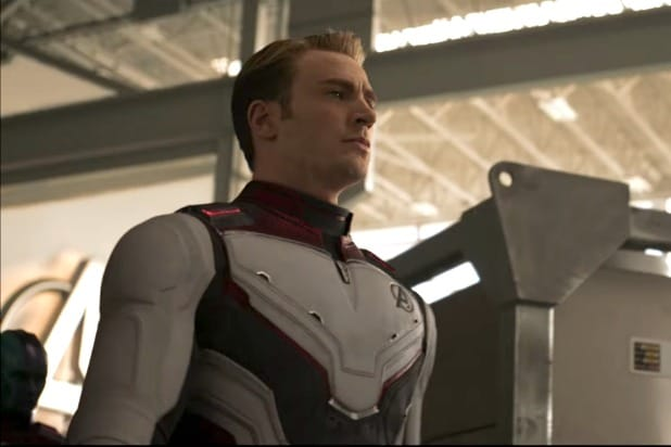 Avengers let's talk about those white suits the avengers are wearing in the new avengers endgame trailer