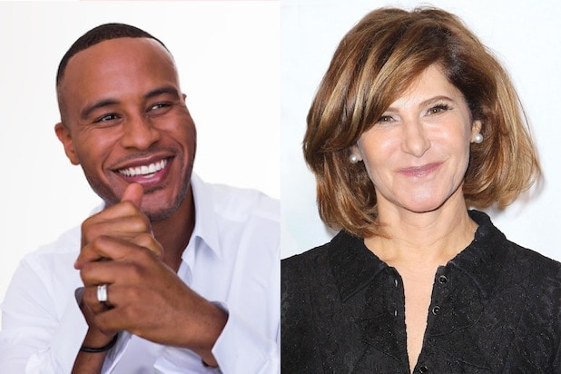 DeVon Franklin Amy Pascal