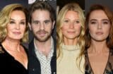the politician jessica lange ben platt gwyneth paltrow zoey deutch