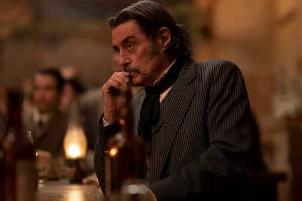Ian McShane Al Swearingen Deadwood Movie
