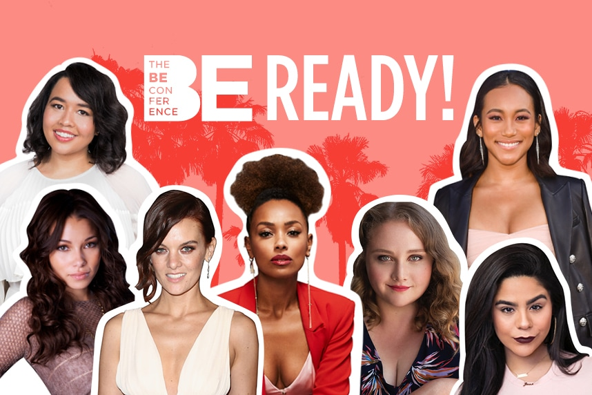 TheWrap's BE Mentorship Conference Kicks Off With Frankie Shaw, Melanie Liburd and Sydney Park
