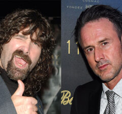 12 hour shift mick foley wwe david arquette