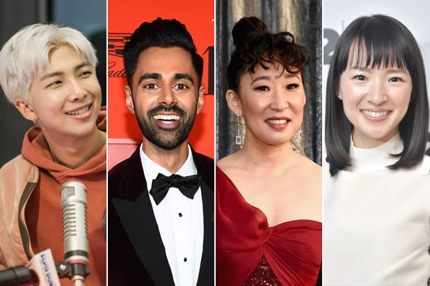 BTS, Sandra Oh, Hasan Minhaj Among A100 List of Most