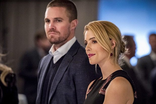 Arrow Felicity Oliver
