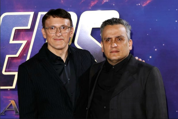 Russo Brothers Avengers Endgame Anthony Joe Russo