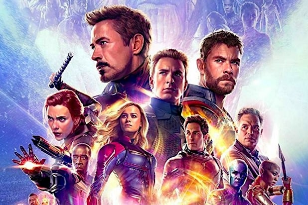 'Avengers: Endgame' Breaks All-Time Thursday Box Office Record With $60 Million