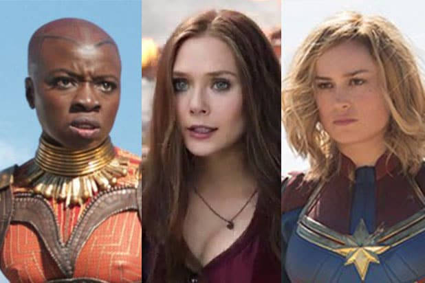 Avengers: Endgame': Let's Talk About That Girl Power Moment