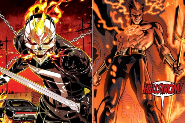 Hulu Orders 'Ghost Rider' and 'Helstrom' Live-Action Marvel TV Series