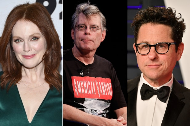 Julianne Moore Stephen King JJ Abrams