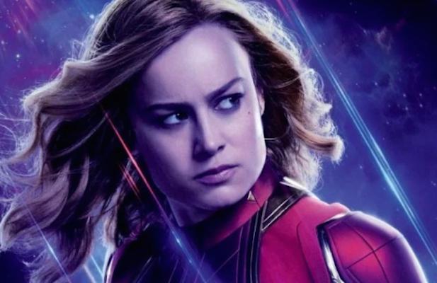 Captain Marvel Endgame