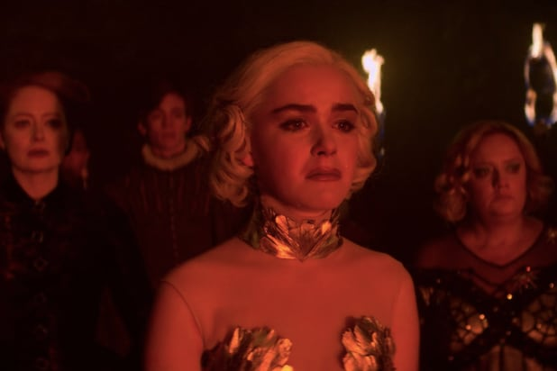 Chilling Adventures of Sabrina Season 2 finale