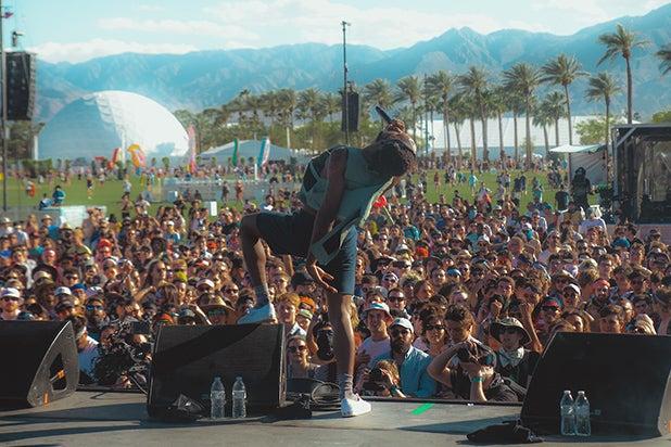 JPEG Mafia, Coachella 2019, Outdoor Stage