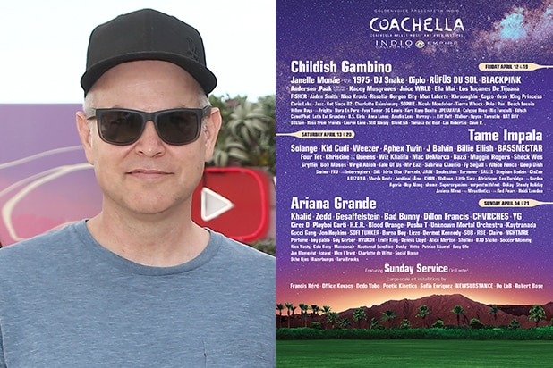 Coachella Founder Paul Tollett