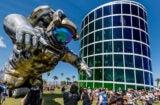 Space Man Coachella 2019